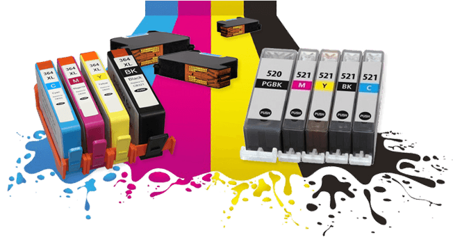 inkt cartridges